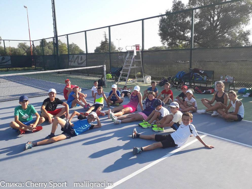 Letnji Kamp So ljubov od Makedonija, Ohrid, Cherry Sport