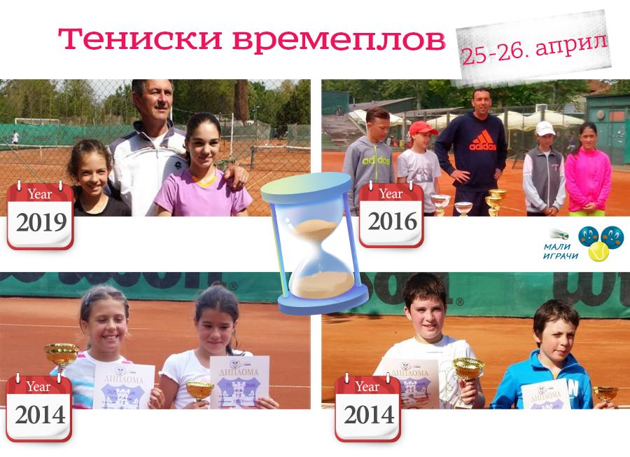 Teniski vremeplov, vremeplov Malih igrača