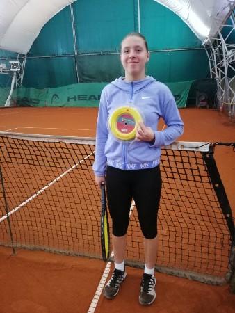 Ana Savković, Kirschbaum tim Srbija, Teniske žice Kirschbaum, Top Tenis doo