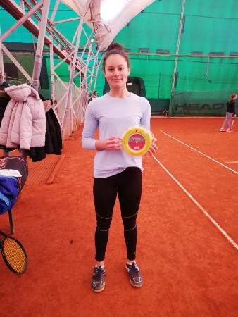 Andrea Noa Galin, Kirschbaum tim Srbija, Teniske žice Kirschbaum, Top Tenis doo