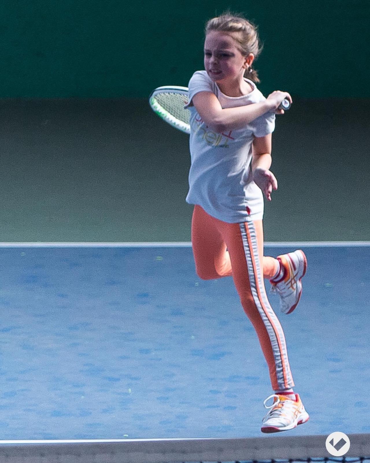Mala teniserka Andrea Popović, Teniski klub Vojvodina Novi Sad