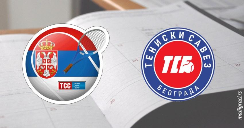 Најава турнира ТСС и ТСБ који се играју за викенд 23-24. јануар 2020.