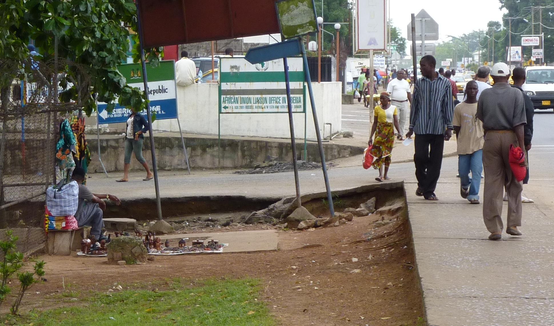 Shop on Side of Road