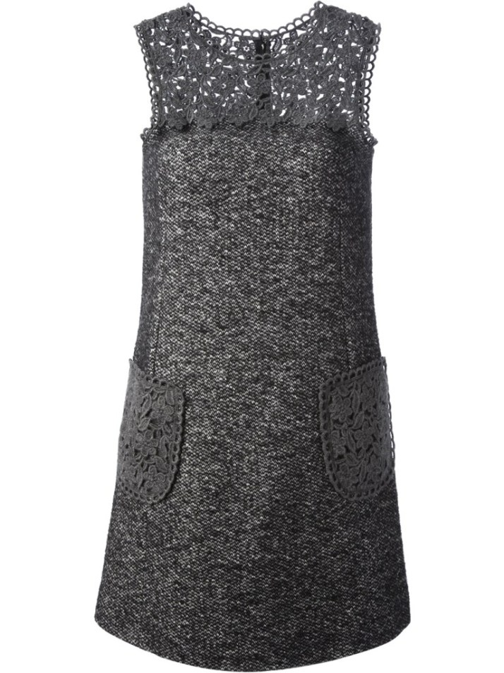 dolce-gabbana-grey-lace-panel-tweed-dress-product-1-14377493-512642852