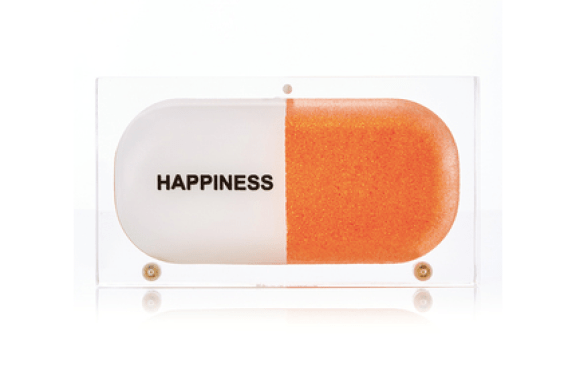 dr. sam happiness clutch orange