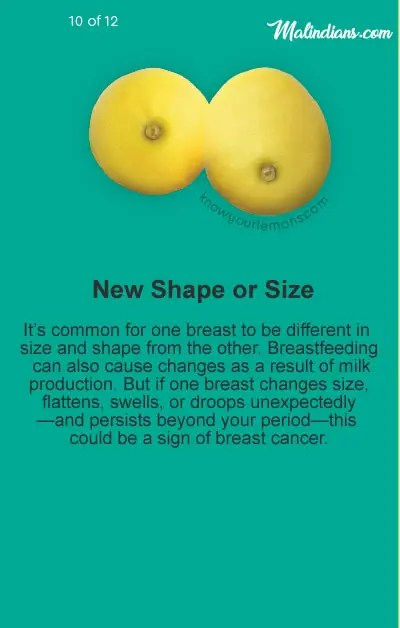 new shape or size