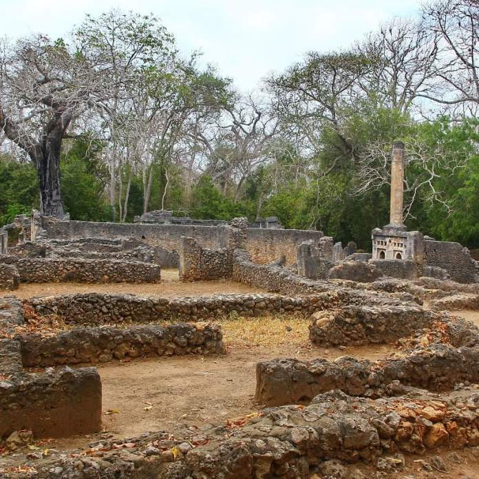 The Unsolved Mystery of Gedi Ruins 1