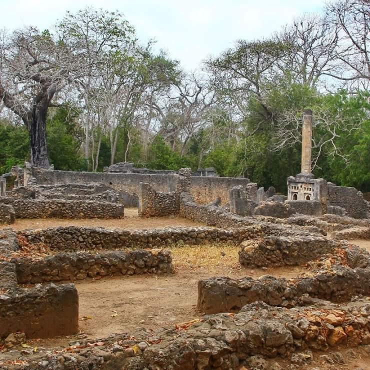 Gedi ruins 5 - The Unsolved Mystery of Gedi Ruins