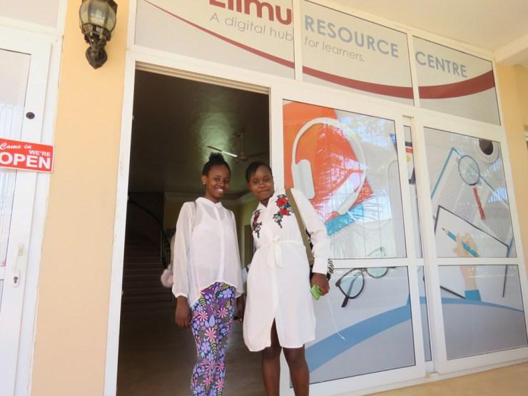 elimuresource center malindians.com he students n teacher at erc jn 2016 - Elimu Resource Center