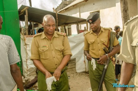 Malindi Town Clean up - Kisumu Ndogo-104