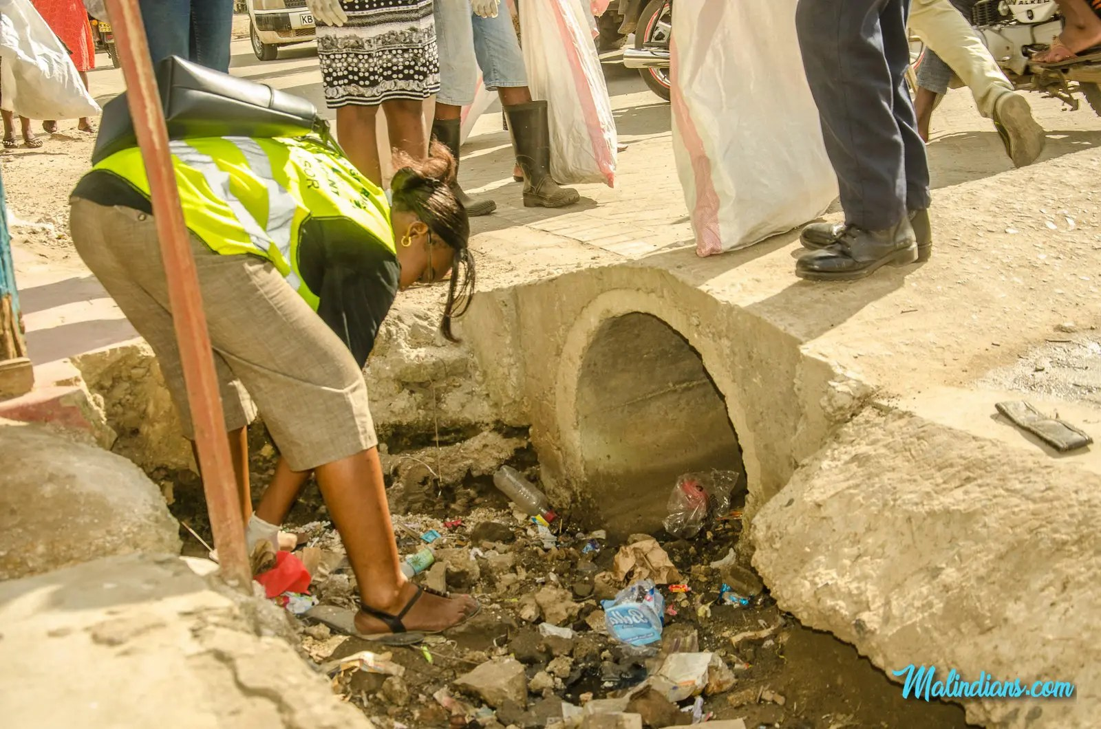 Malindi Town Clean up Kisumu Ndogo 95 - Malindi Town Clean-up in Kisumu Ndogo ( Pictorial)