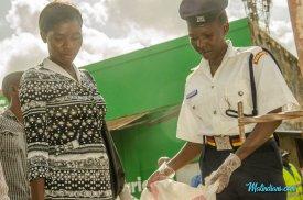 Malindi Town Clean up - Kisumu Ndogo-98