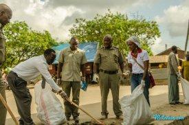 Malindi Town Clean up - Kisumu Ndogo-99