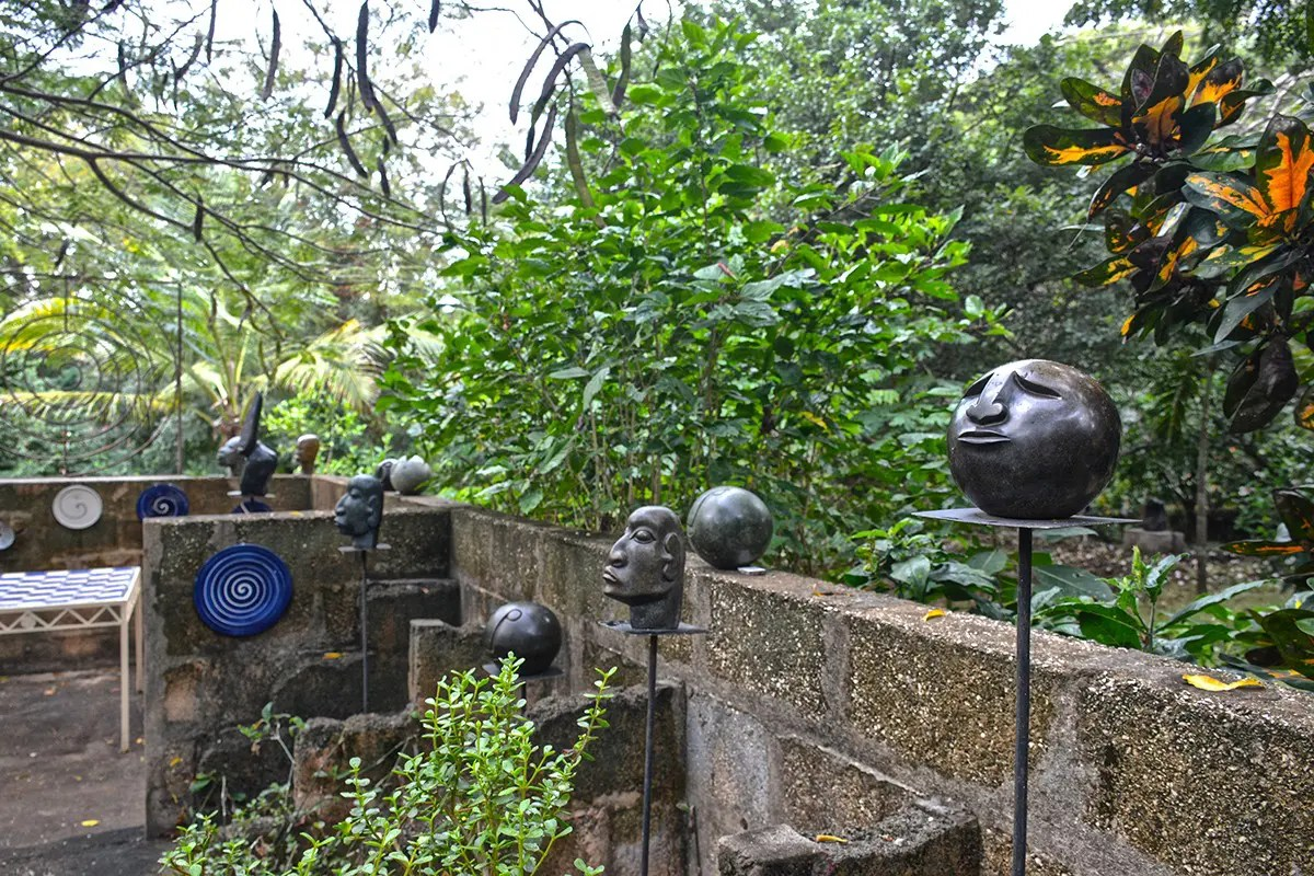 Ndoro Sculpture Garden malindians 1733 - About the Coastal town of Malindi Kenya