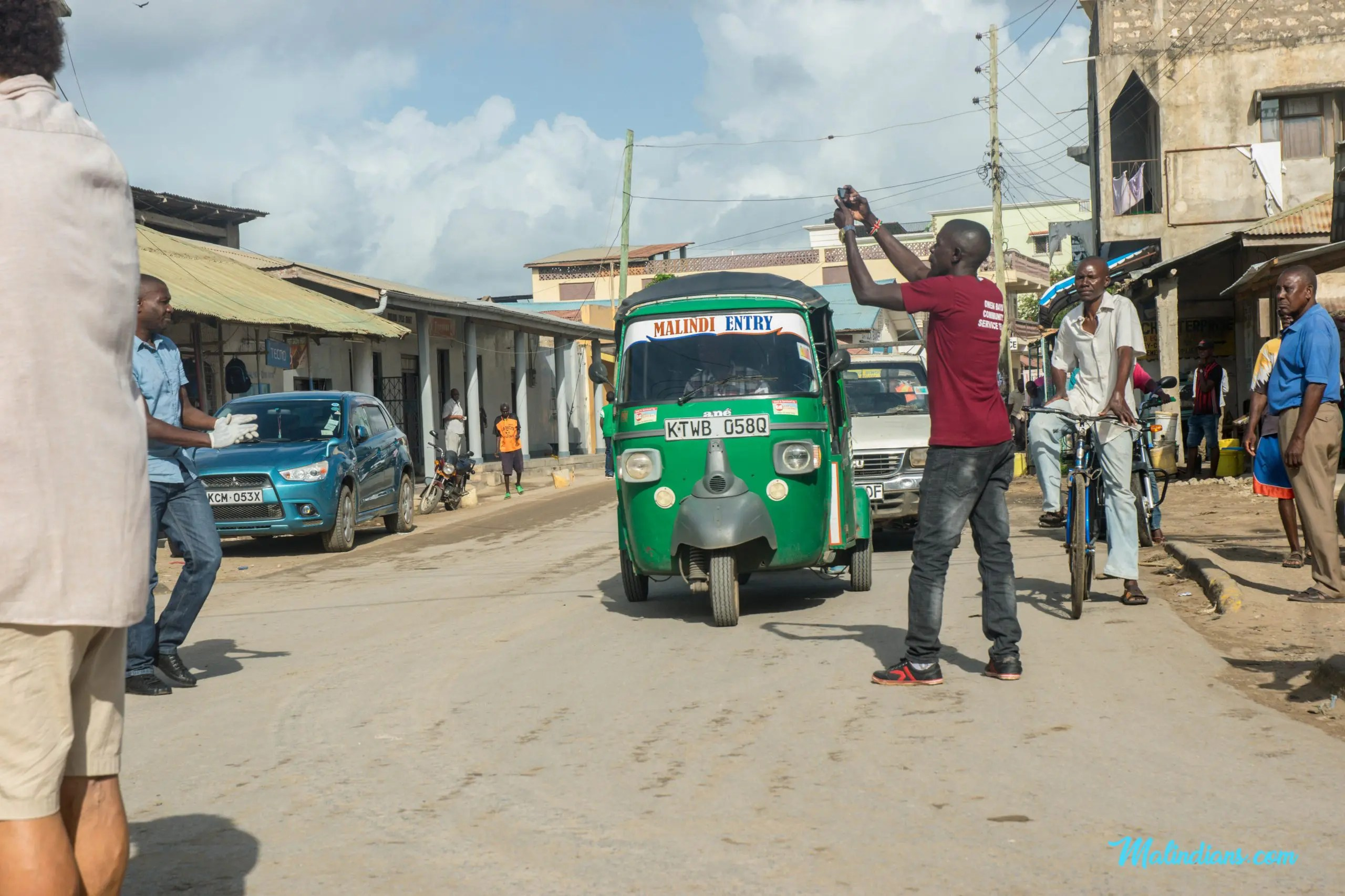 Malindi Town clean up malindians.com 101 scaled - Getting around Malindi Kenya
