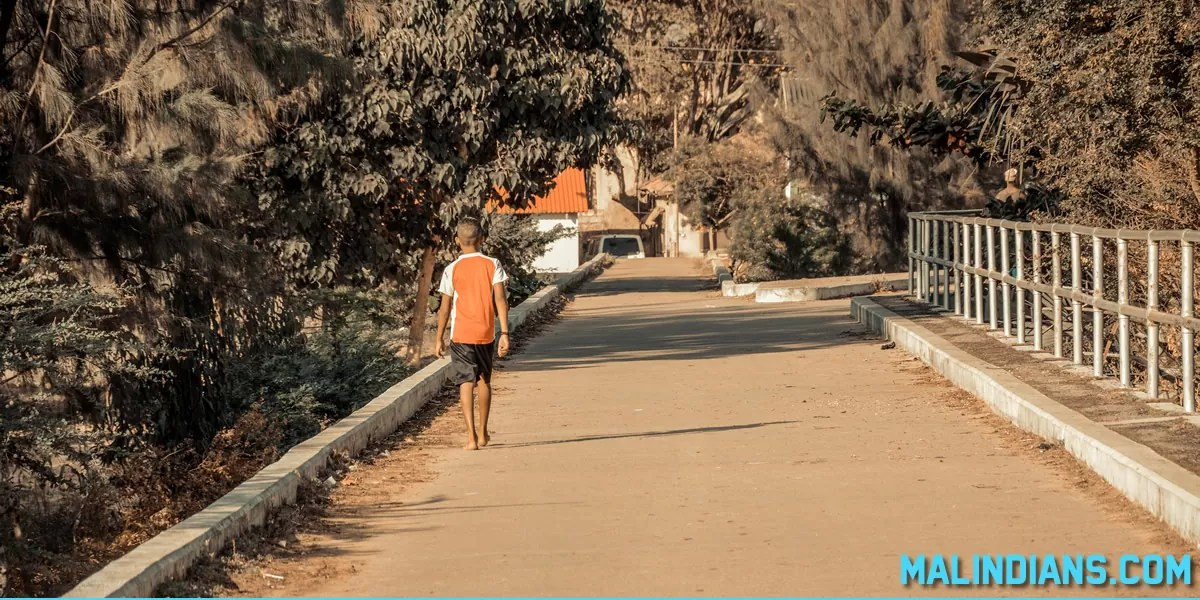 Malindi neighbourhoods - malindians