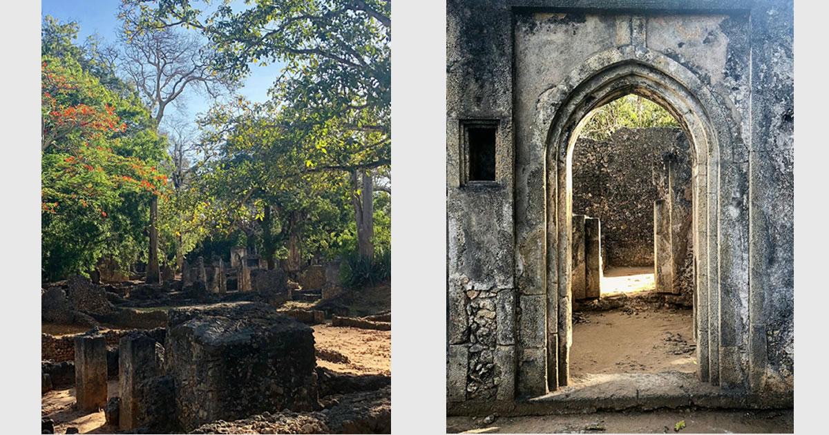 gede ruins - ruins of gedi - malindians