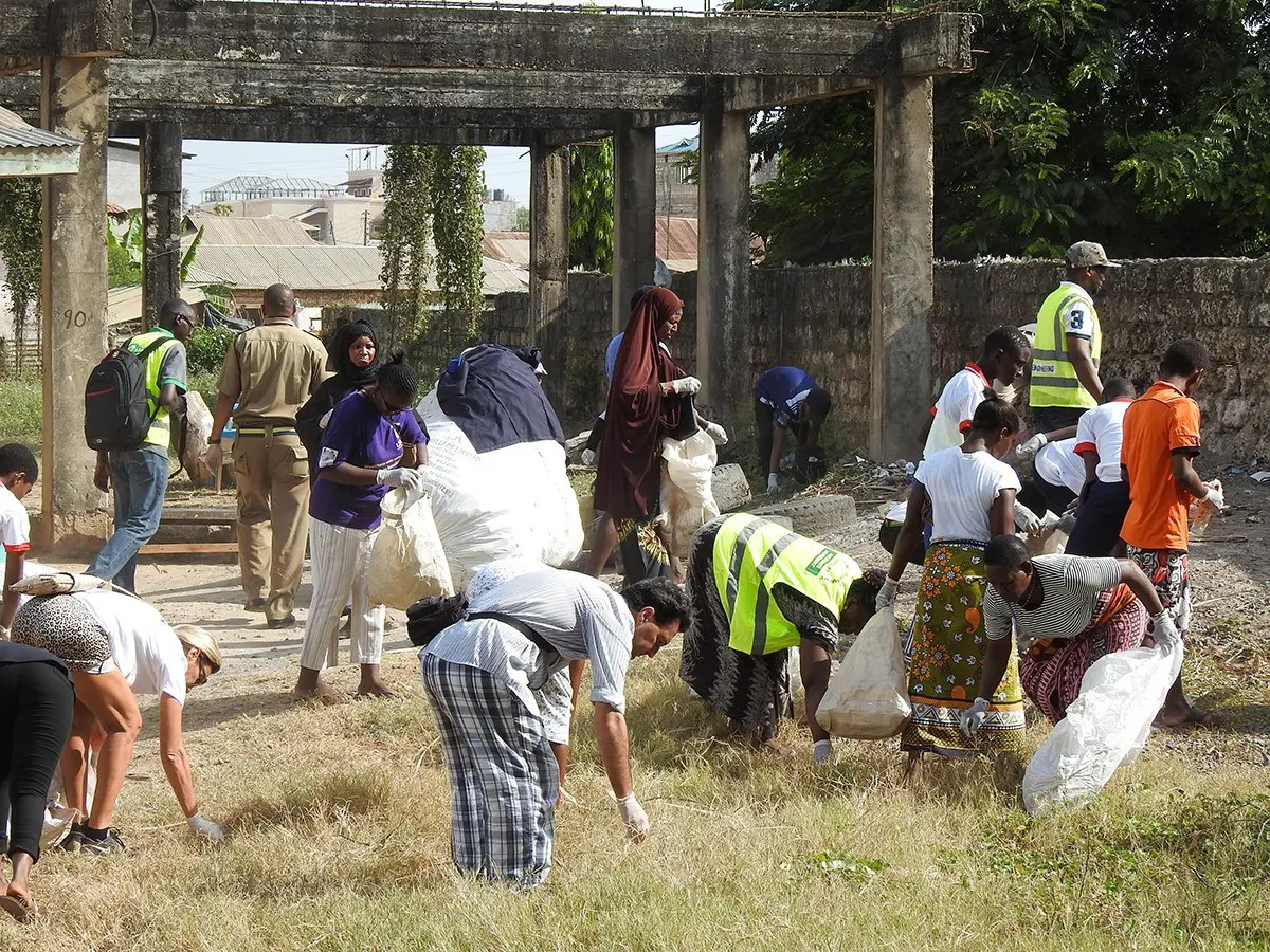 malindi town cleanup 3014 l - Malindi Town Cleanup - Eleven times in a row