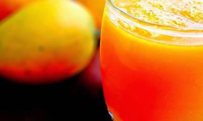 Juice ya embe - Recipe za Malindi