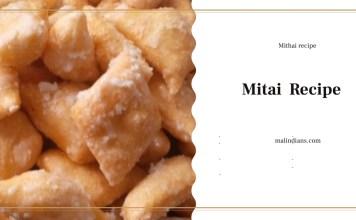 recipe ya mithai mitai - people of Malindi