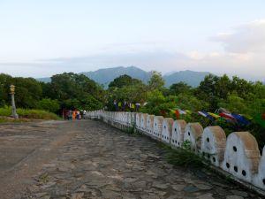 Sri Lanka Golden Temple malindkate
