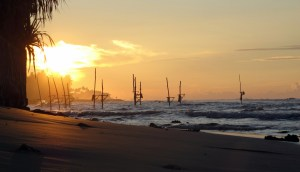 Sri Lanka LaPoint Surfcamp sunset Martin Parzer