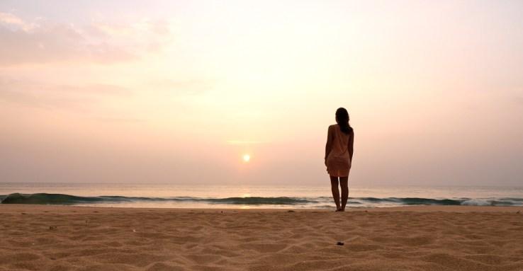 Sri Lanka Sunset Beach malindkate