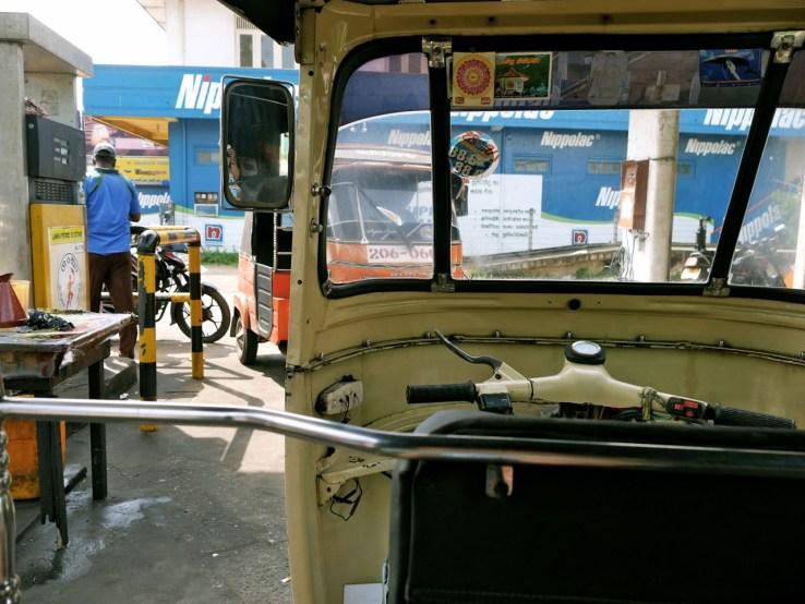 Sri Lanka - Galle - Tuc Tuc - malindkate