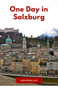 One day in the beautiful stunning city of Salzburg in Austria? Here is the ultimate day.