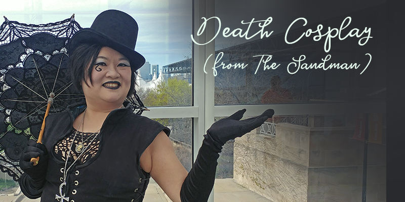 Death Cosplay title