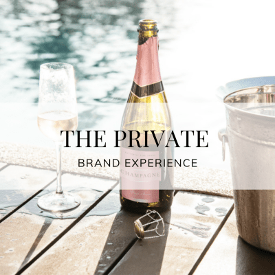 The private brand experience