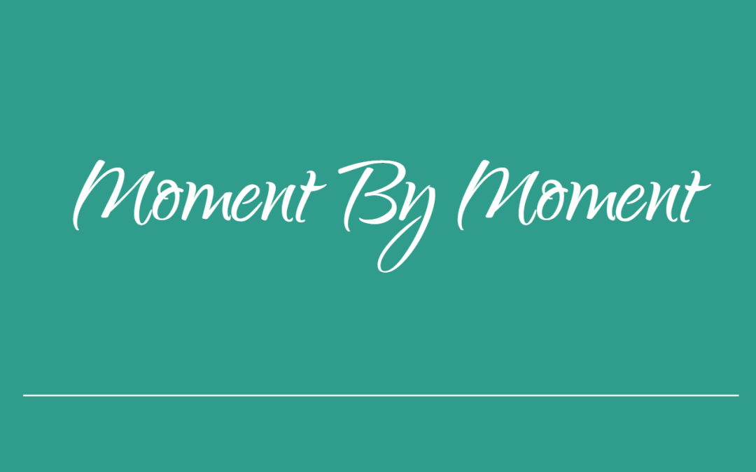 moment by moment, a blog post about moments, on Quotation Re:Marks