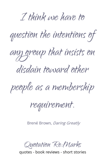 brene-brown-quote-about-disdain-toward-people-membership