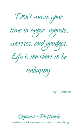 misuse-of-time-quote-life-too-short