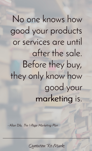 1-page-marketing-quote-how-good-your-marketing-is