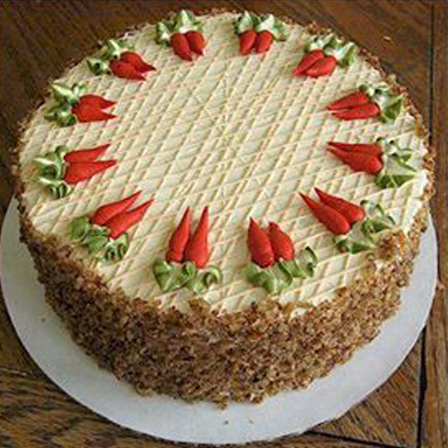 Carrot Cake     Malizzi Cakes   Pastries Carrot Cake