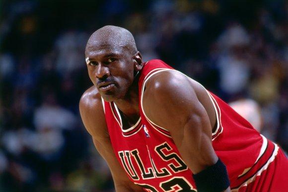 Mickael Jordan : Joueur de NBA
