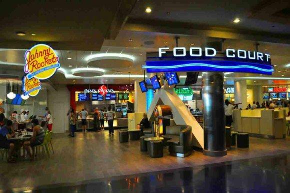 Food Court du Maroc