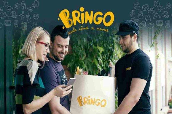 illustration du service Bringo de Carrefour