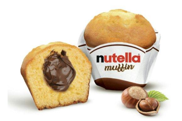 le Nutella Muffin en image