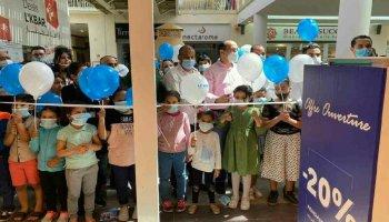image de l'inauguration du LCW kids