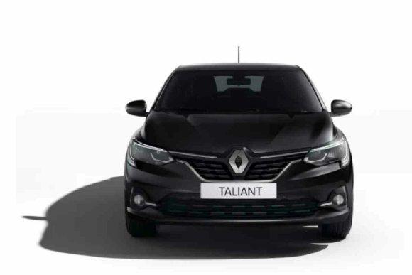 Renault Taliant vue de face