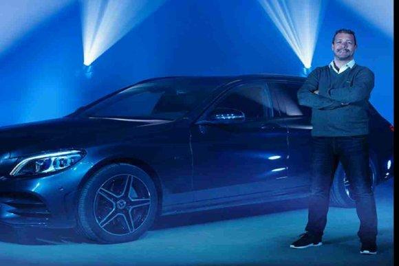 Mercedes présentation