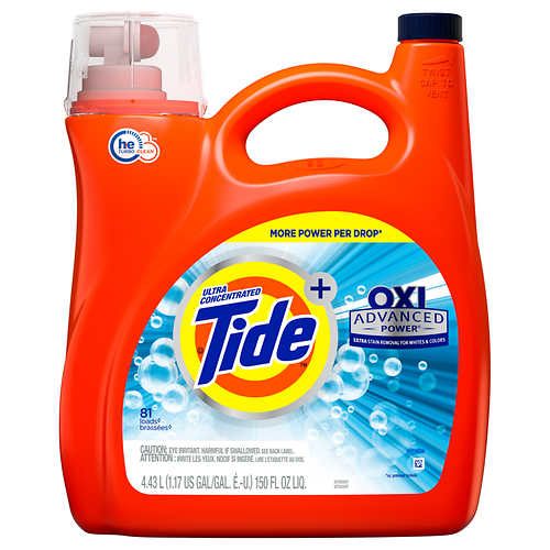 Tide Advanced Power Ultra Concentrated Liquid..