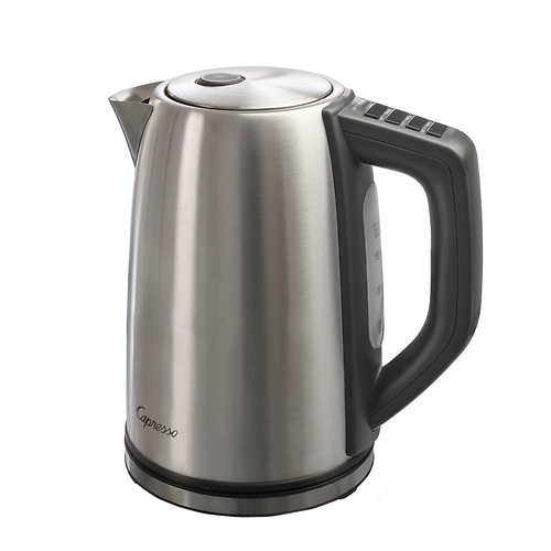 Capresso H20 Steel Plus Water Kettle
