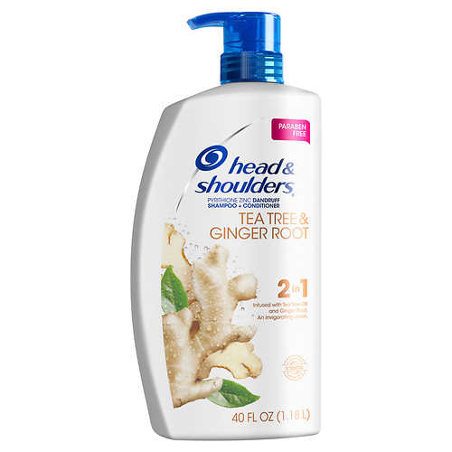 Head & Shoulders Tea Tree & Ginger Root 2-in-1
