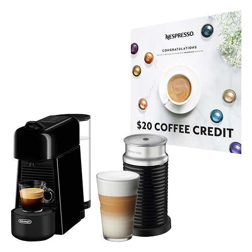 Nespresso Essenza Plus Espresso Machine