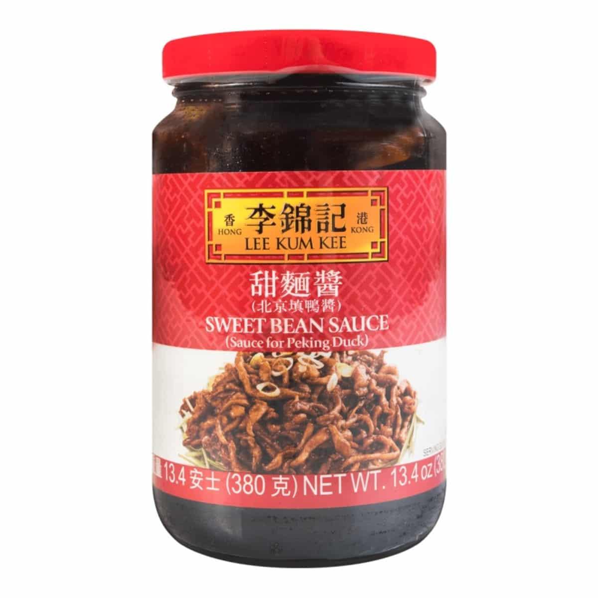 LKK Sweet Bean Sauce 李锦记甜面酱 13.4oz