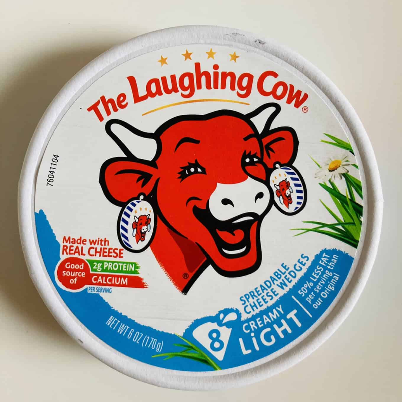 The Laughing Cow Spreadable Cheese Light