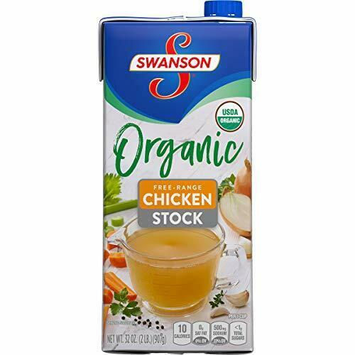 Swanson Organic Chicken Stock 有机史雲生鸡汤 32..